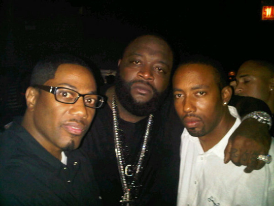 Larry hoover lick
