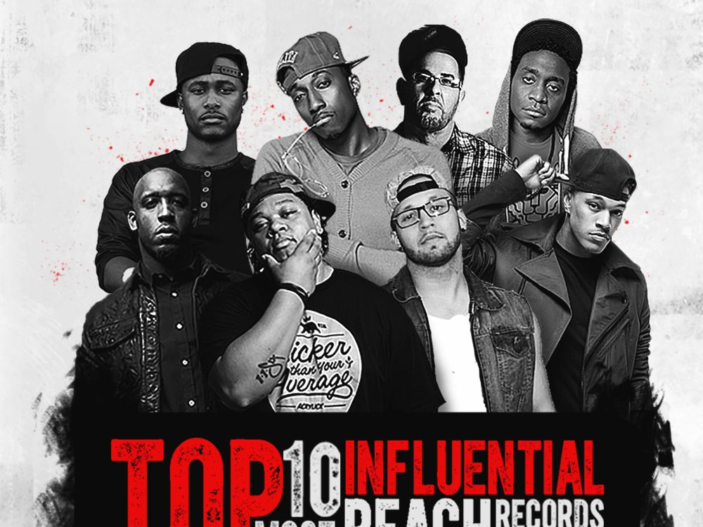 Top 10 Most Influential Reach Records Songs