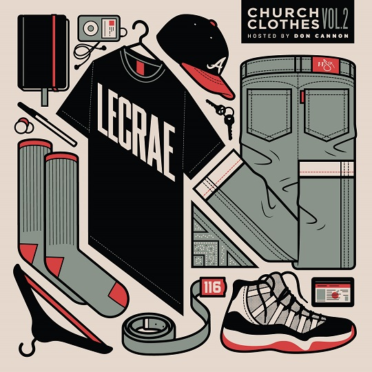 Lecrae Church Clothes 2