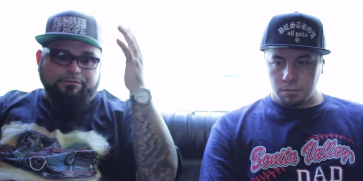 Video Interview: Sonny and Marcos of P.O.D. vent about Christian art ...