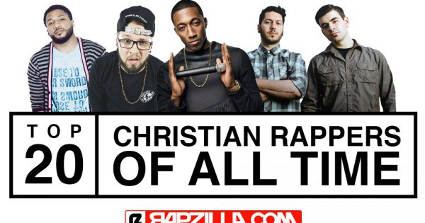 Top 20 Christian Rappers of All Time