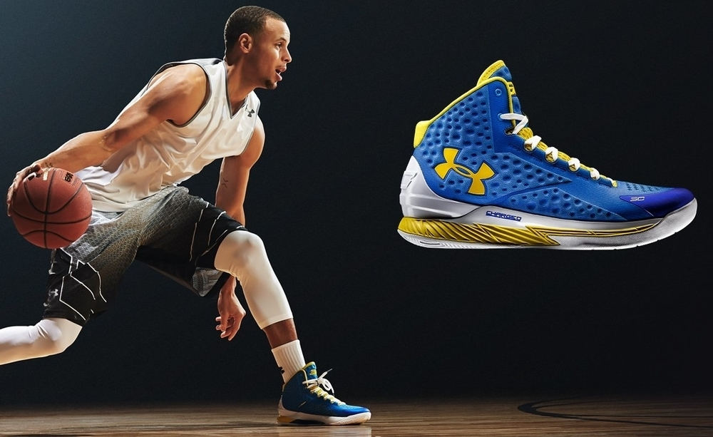 Stephen Curry Under Armor Basketball Shoes Kids