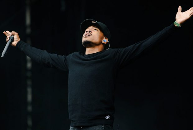 Chance the Rapper worship