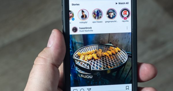 Spotify sharing to Instagram Stories