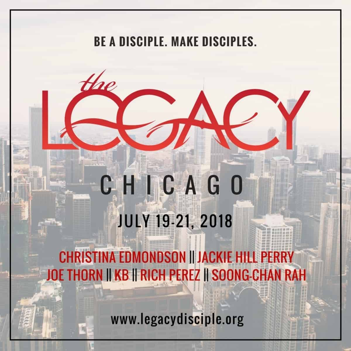 Legacy Conference Chicago