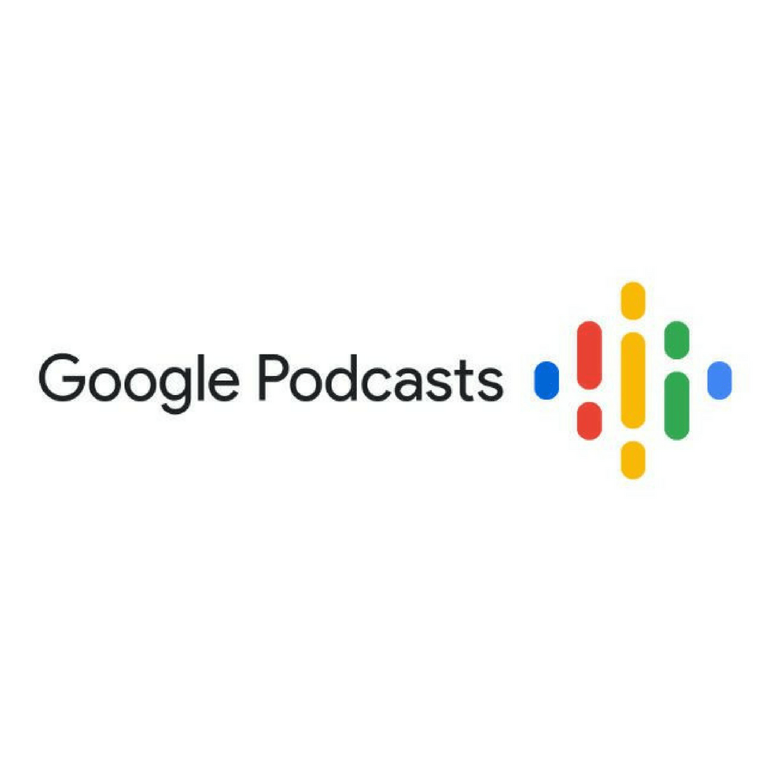 Google Podcasts Header