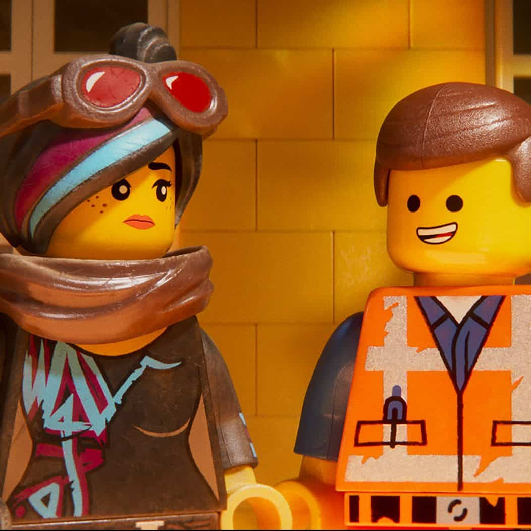how to create a lego movie