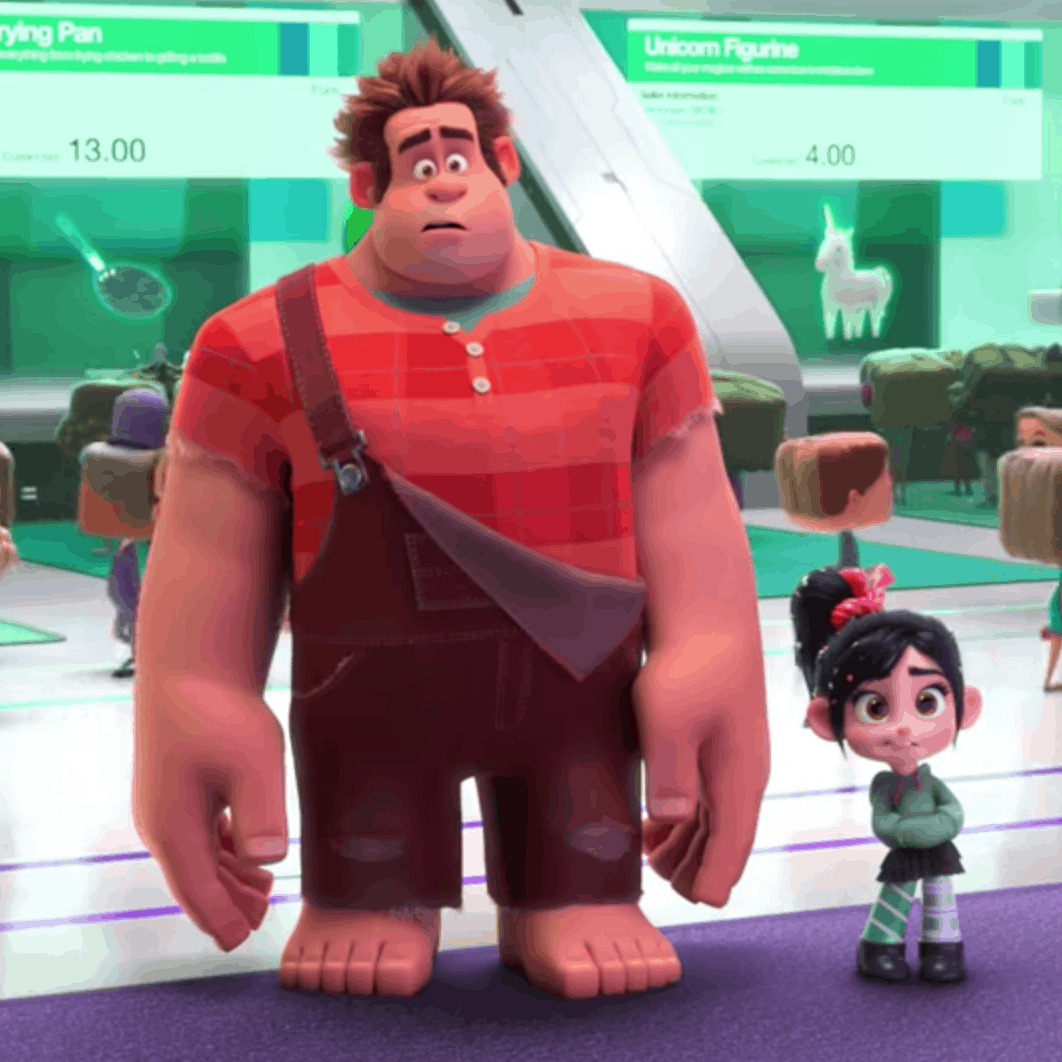 Wreck-It Ralph 2: Ralph Breaks The Internet Trailer - RapzillaWreck It Ralph Trailer 3