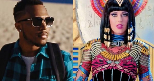 FLAME and Katy Perry