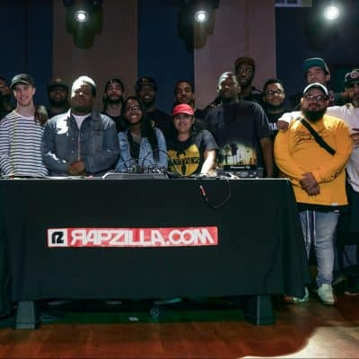 Rapzilla Beat Battle