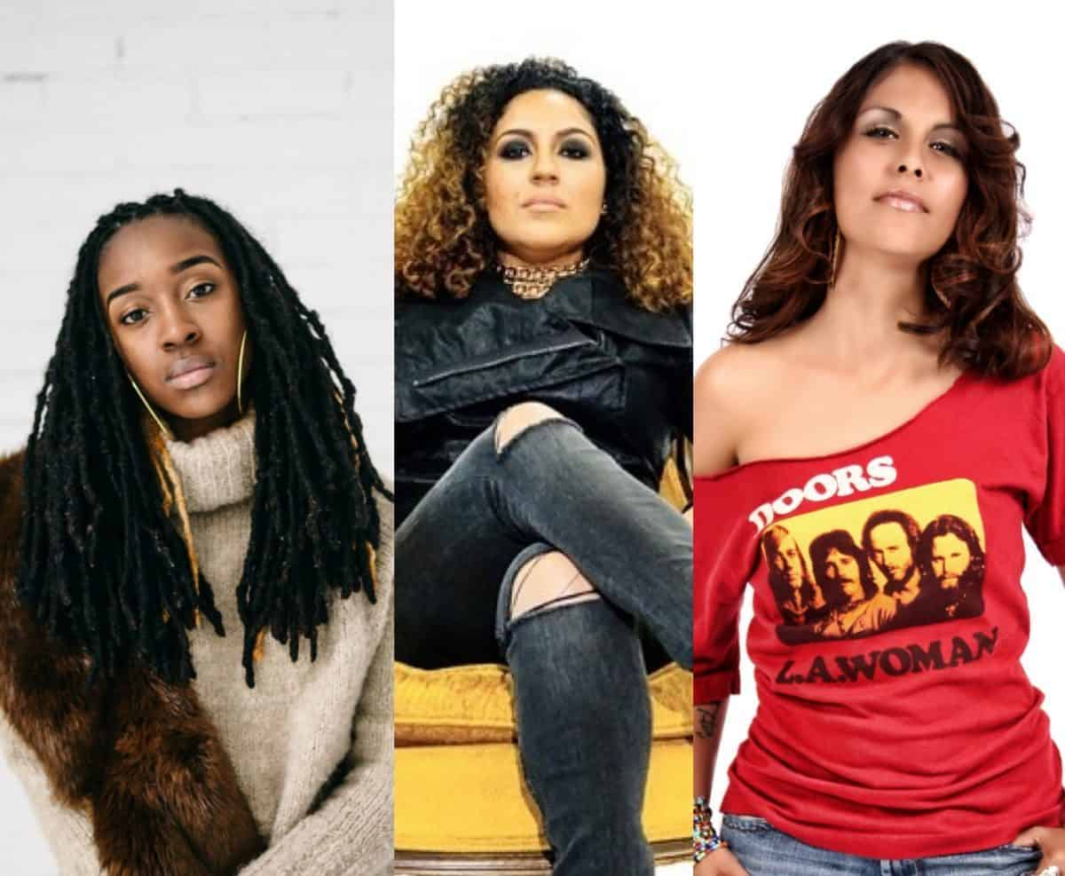 Women of Christian Hip-hop
